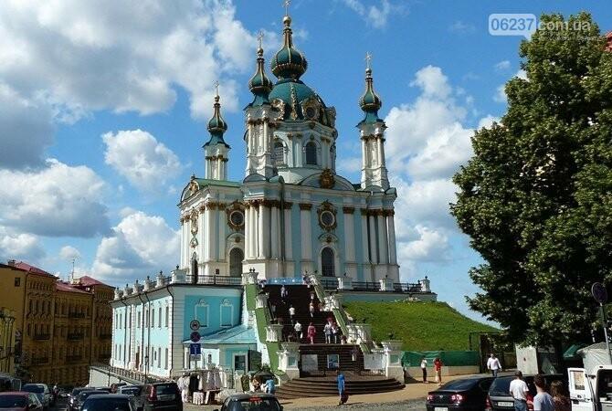 Порошенко хочет передать Андреевскую церковь Вселенскому патриарху, фото-1