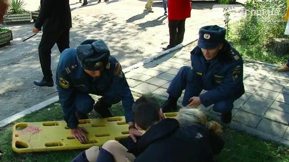В Керчи произошел сильный взрыв, есть погибшие, фото-1