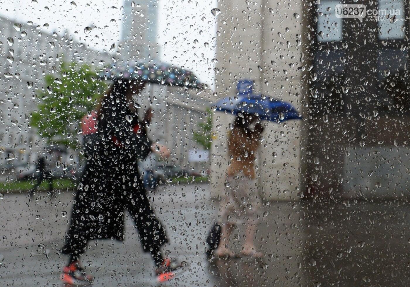 В Украину идут холода и дожди, фото-1