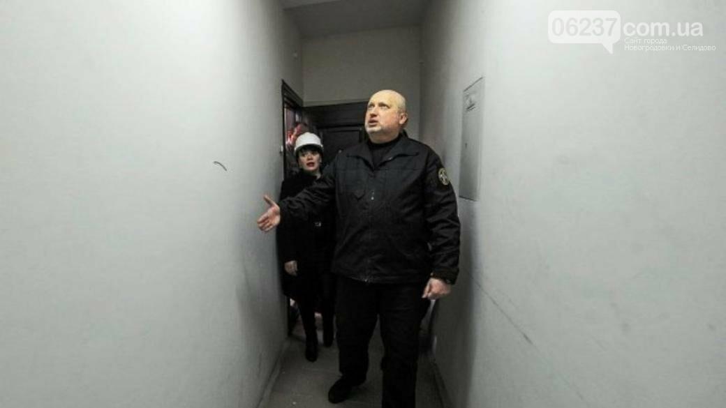 Турчинов рассказал о строительстве в Украине современного разведцентра, фото-1