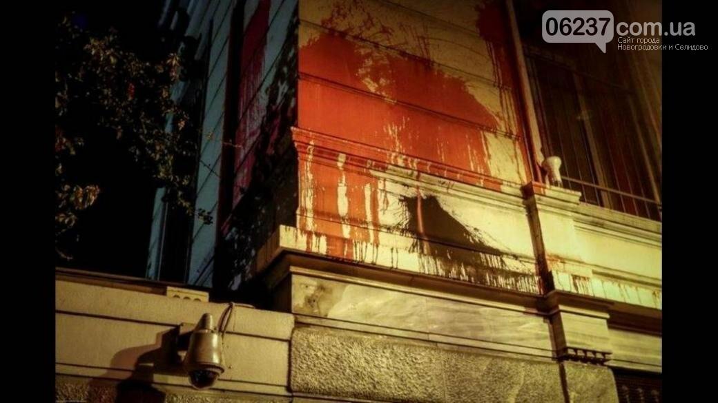 В Афинах неизвестные напали на посольство Канады, фото-1