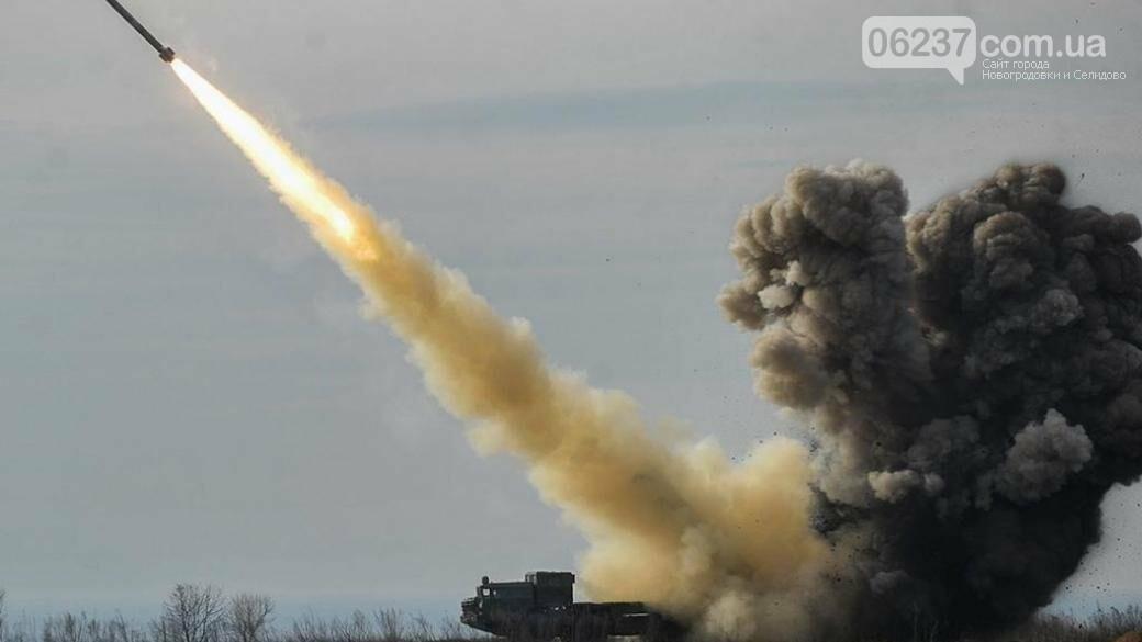 Украинская армия приняла на вооружение новый ракетный комплекс, фото-1