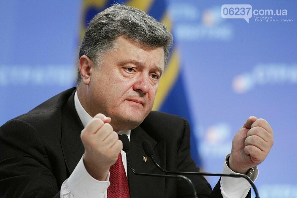 Порошенко рассказал, сколько долгов оставил Украине режим Януковича, фото-1
