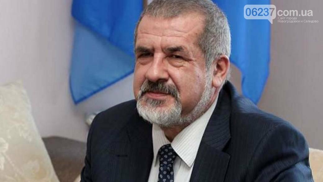 Глава Меджлиса выступил с предложением переименовать Крым, фото-1