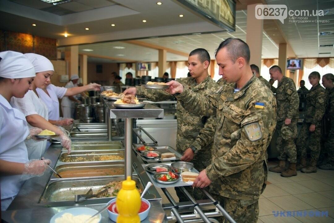 Украинская армия переходит на новую систему питания, фото-1