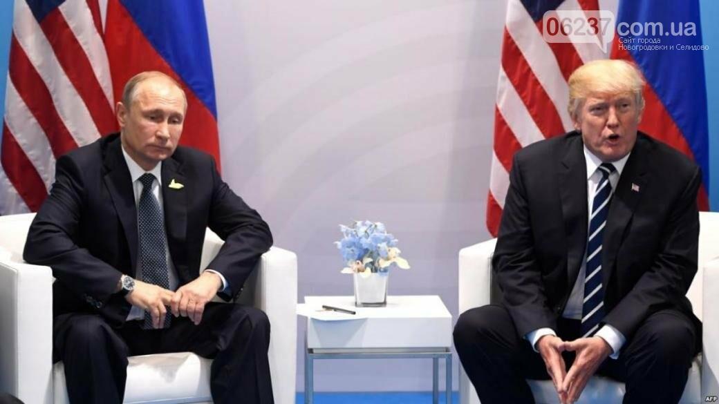 Путин предложил встретиться с Трампом в Париже 11 ноября, фото-1