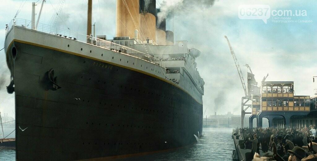 Копия Титаника отправится в повторное плавание по тому же маршруту, фото-1