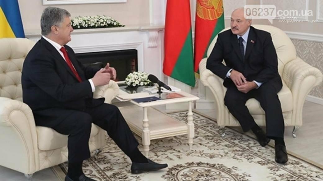 В Беларуси Порошенко назвали президентом России, фото-1