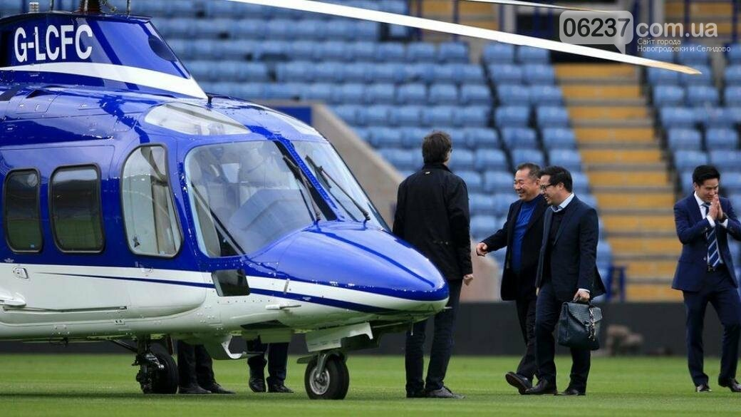 В Англии разбился вертолет с главой крупного футбольного клуба. Все погибли, фото-1