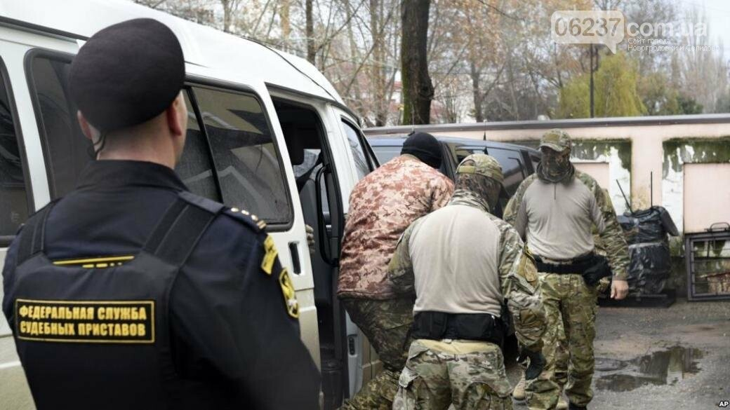 Пленные украинские моряки рассказали об условиях содержания в «Лефортово», фото-1