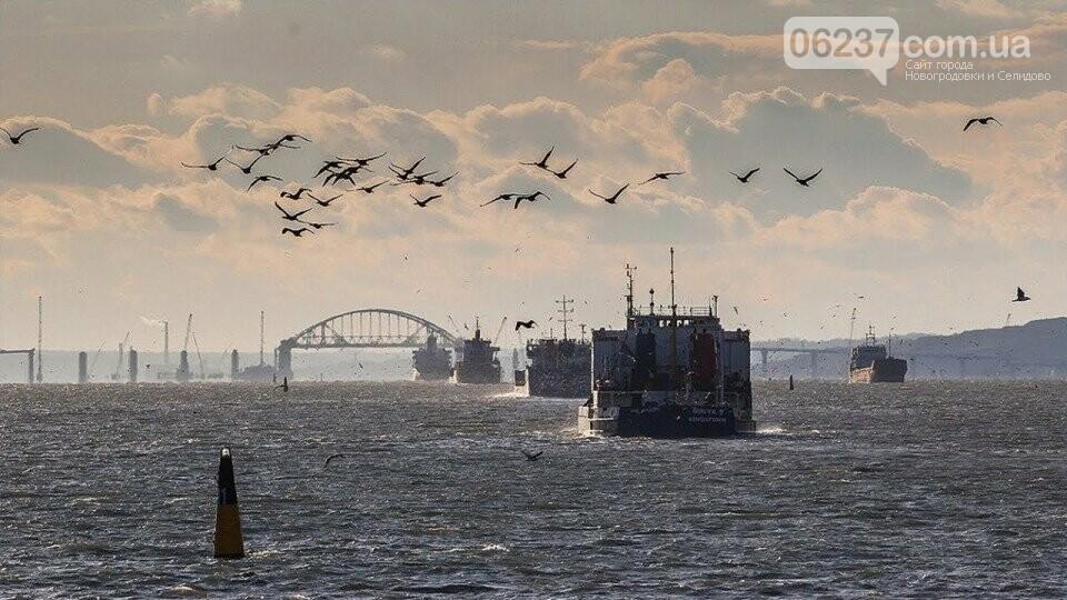 Ситуация в Азовском море: Россия сняла блокаду с украинских портов, фото-1