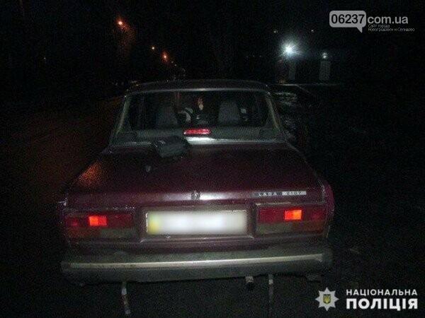 Водитель из Новогродовки оказался любителем наркотиков, фото-1