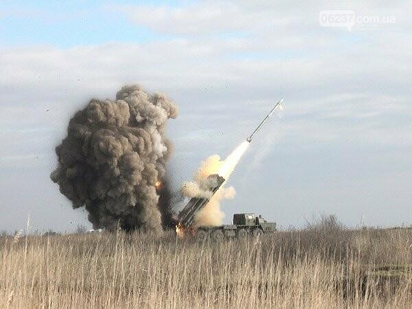 Украина успешно испытала новую ракету, фото-1