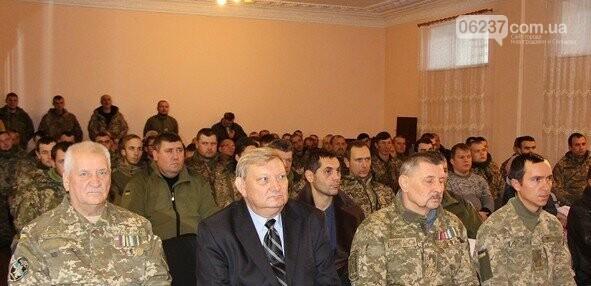 В Селидово отметили День Вооруженных сил Украины, фото-5