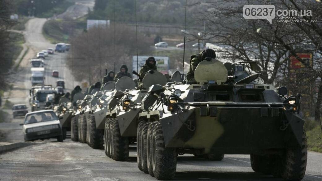 Черныш: Россия стянула технику к границам Украины с разных сторон. Это угроза для всех стран, фото-1