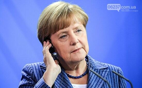 Меркель призвала Путина освободить украинских моряков, фото-1