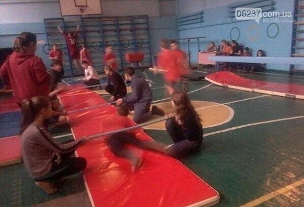 «Солдатский батл» в горняцкой школе, фото-7