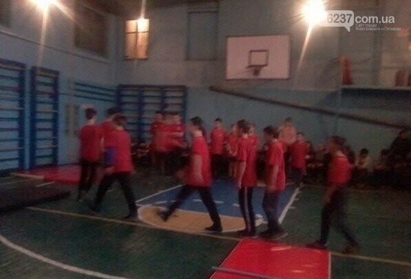 «Солдатский батл» в горняцкой школе, фото-8