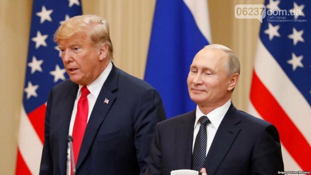 «Пока это невозможно». У Трампа объяснили, почему президент США не встретится с Путиным, фото-1