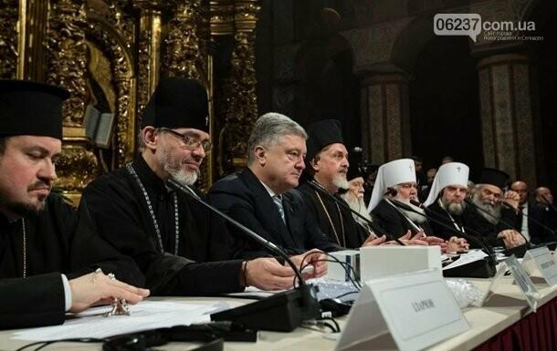 Стали известны подробности голосования на Объединительном соборе, фото-1