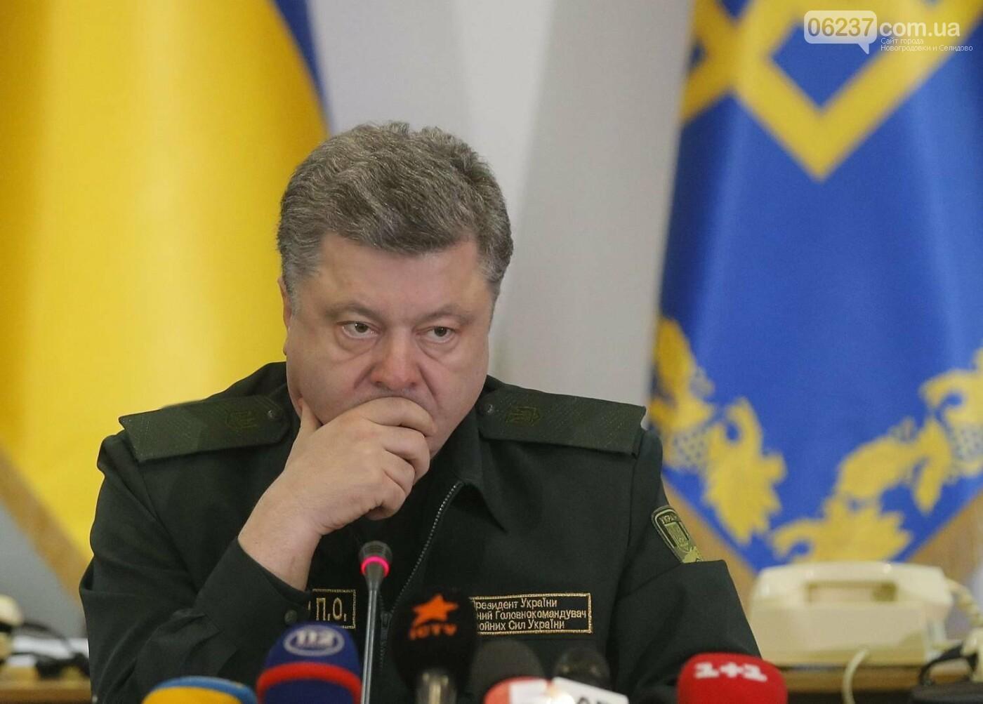 Порошенко назвал сроки действия военного положения в Украине, фото-1