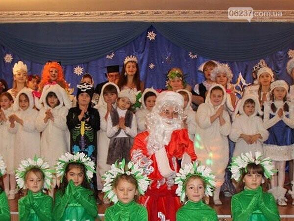 В Селидово для детей воинов АТО организовали яркое торжественное мероприятие, фото-1