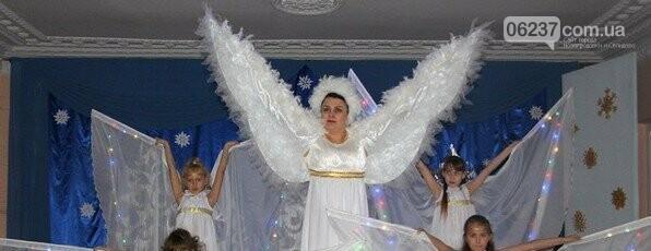 В Селидово для детей воинов АТО организовали яркое торжественное мероприятие, фото-4