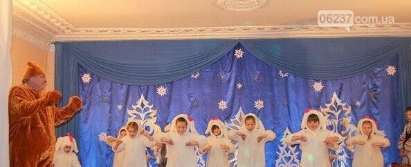 В Селидово для детей воинов АТО организовали яркое торжественное мероприятие, фото-10