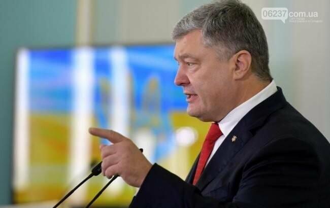Порошенко подписал закон о предоставлении воинам УПА статуса УБД, фото-1
