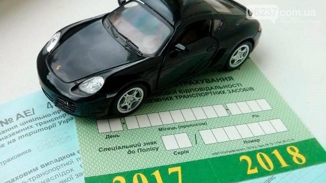 Украинских водителей ждет новая проверка, фото-1
