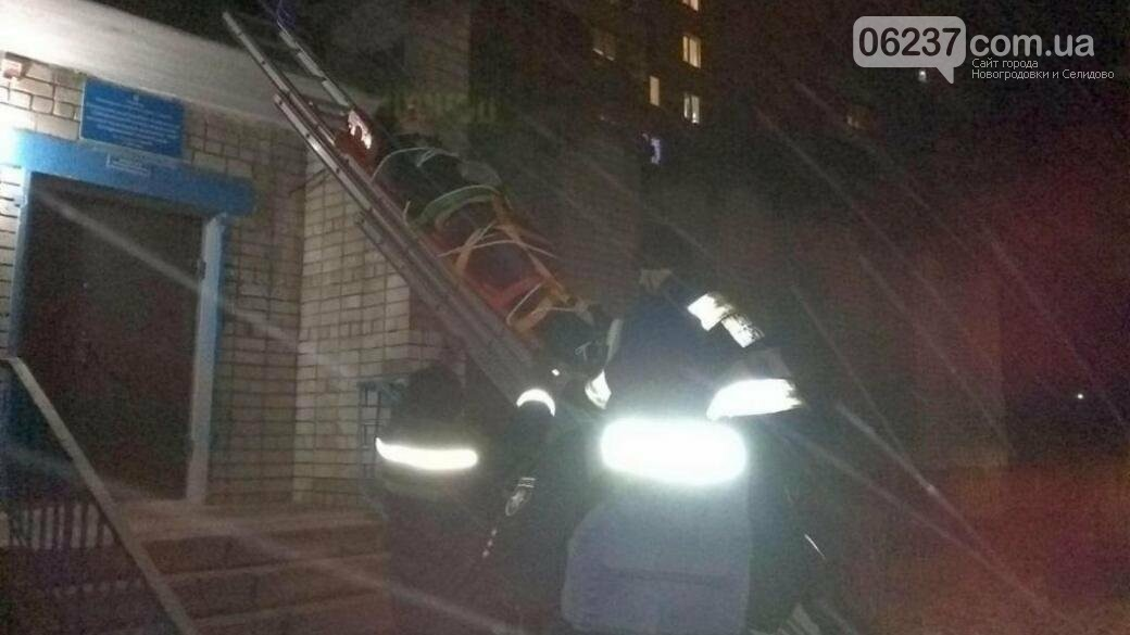 В Днепре вор упал с пятого этажа пытаясь сбежать от полиции, фото-1