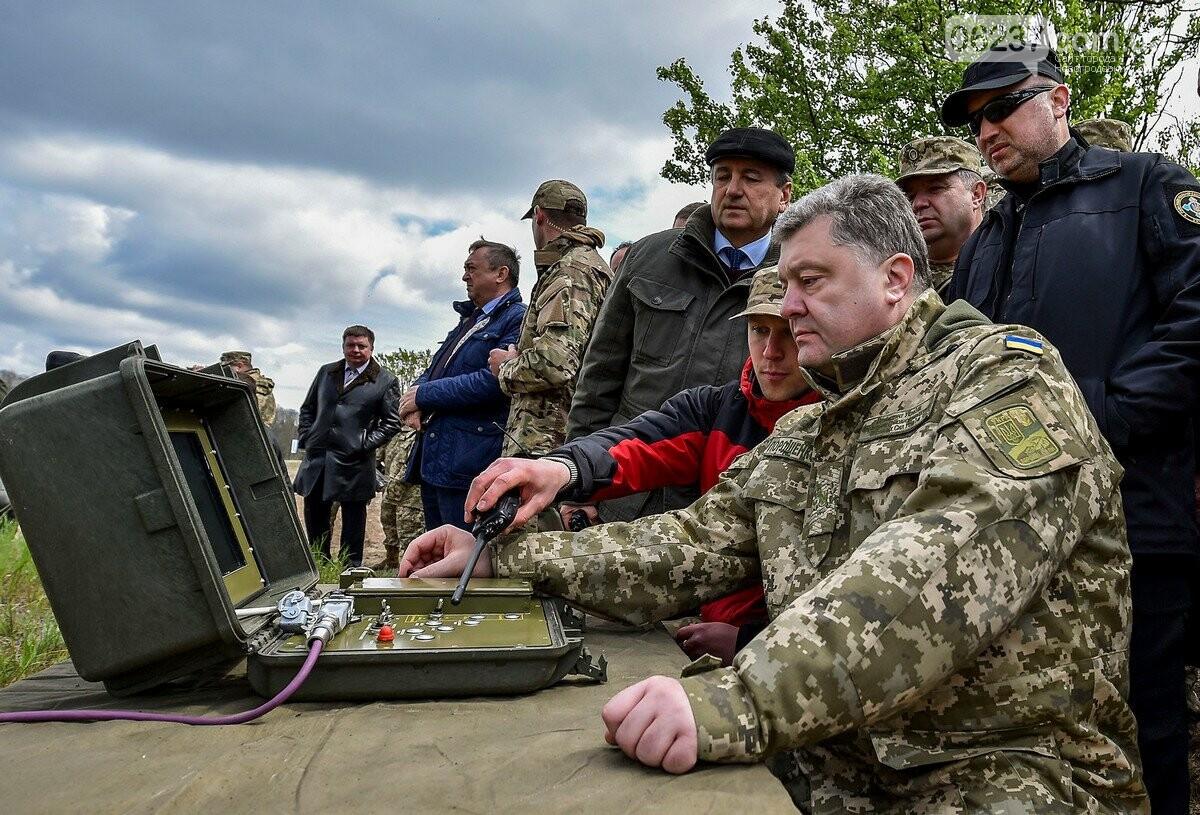 Порошенко расширил морские просторы Украины, фото-1