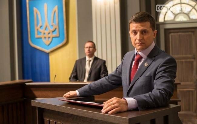 Зеленский заявил, что идет в президенты, фото-1