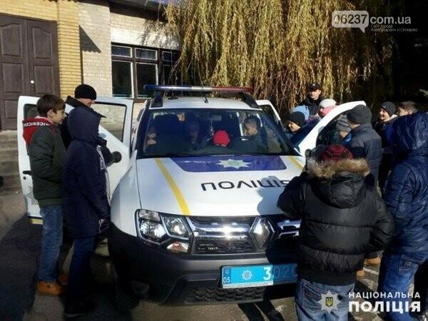 Полицейские приехали в одну из школ Горняка, чтобы искоренить буллинг, фото-1