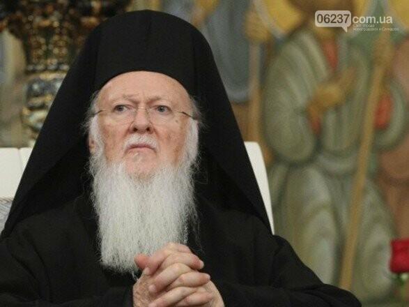 Варфоломей призвал патриархов признать автокефалию УПЦ, фото-1