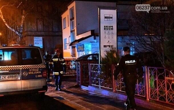 Из-за пожара в квест-комнате погибли пять девочек, фото-1