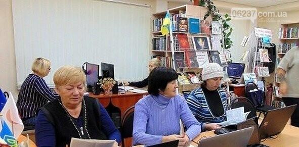 Японцы помогли жителям Новогродовки освоить компьютерную грамоту, фото-3