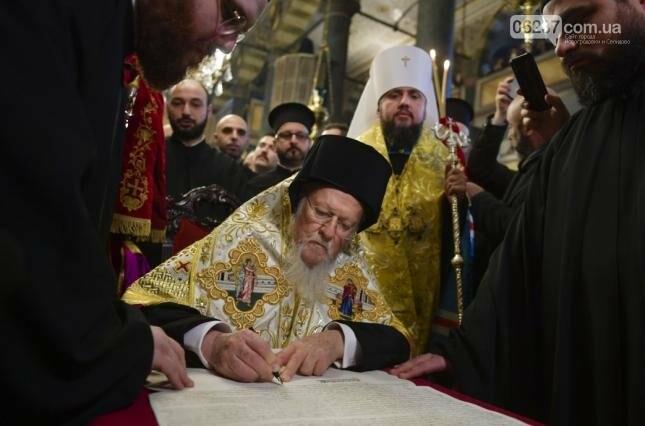 В РПЦ ответили на требование Порошенко «показать свой томос»Главред21:21, фото-1