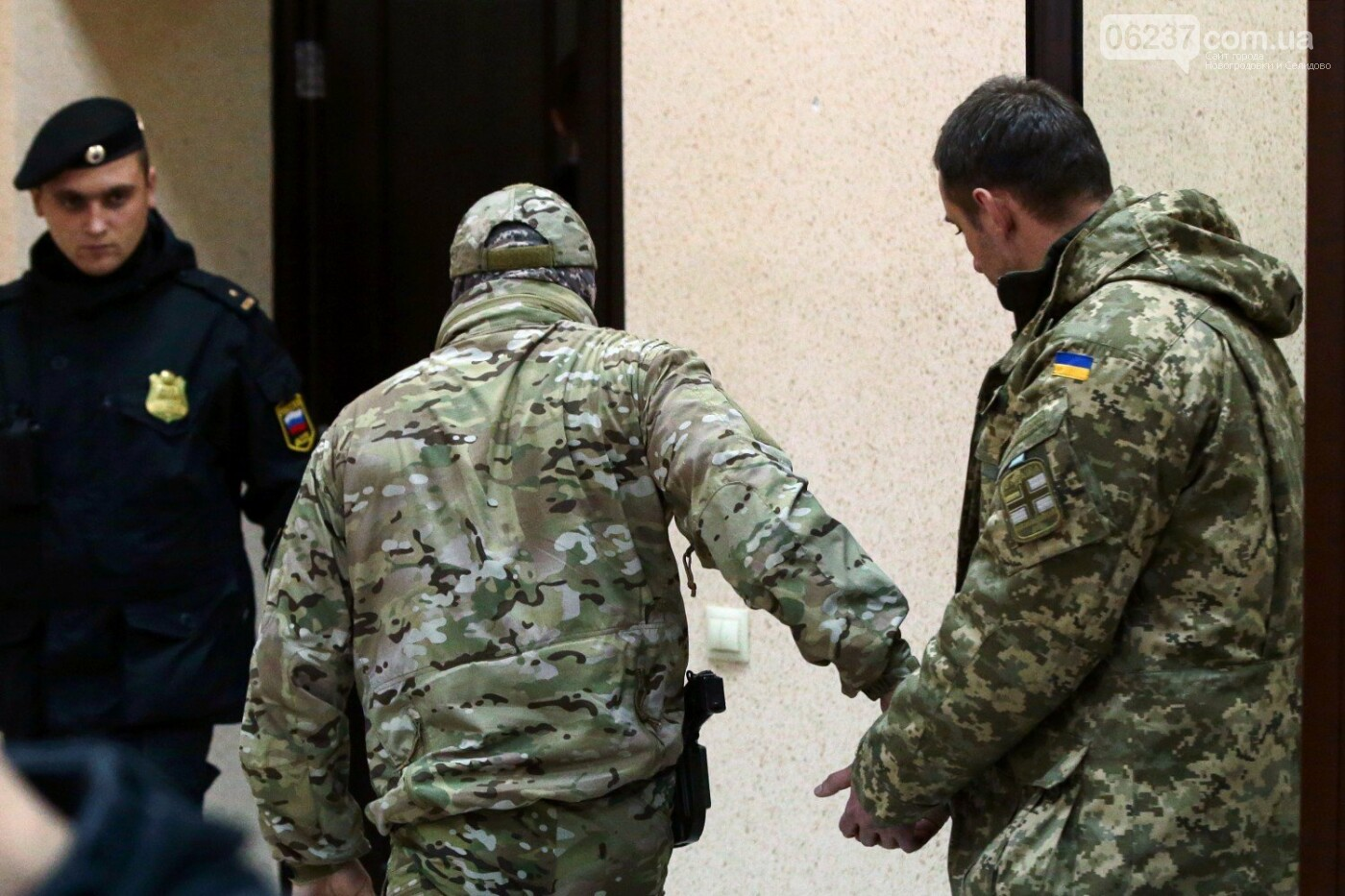 В России суд отклонил ходатайства защиты украинских моряков, фото-1