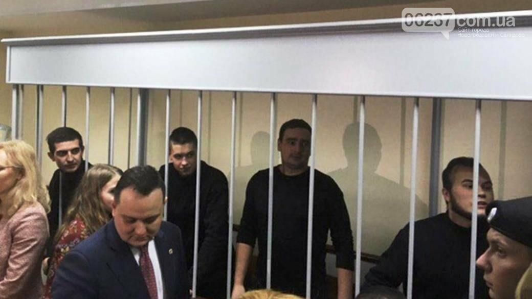 В России продлили арест 20 украинских моряков, фото-1