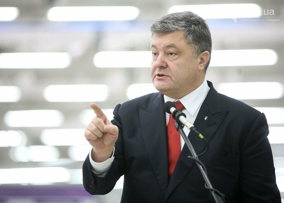 Порошенко намерен минимизировать вмешательство России в выборы, фото-1