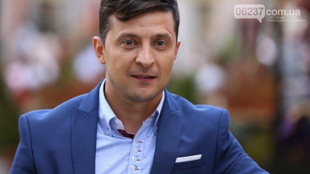 «У меня есть друзья»: Зеленский объяснил, кто финансирует его президентскую кампанию, фото-1