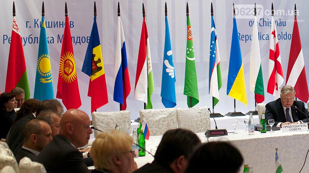 Украина вышла из трех соглашений СНГ, фото-1