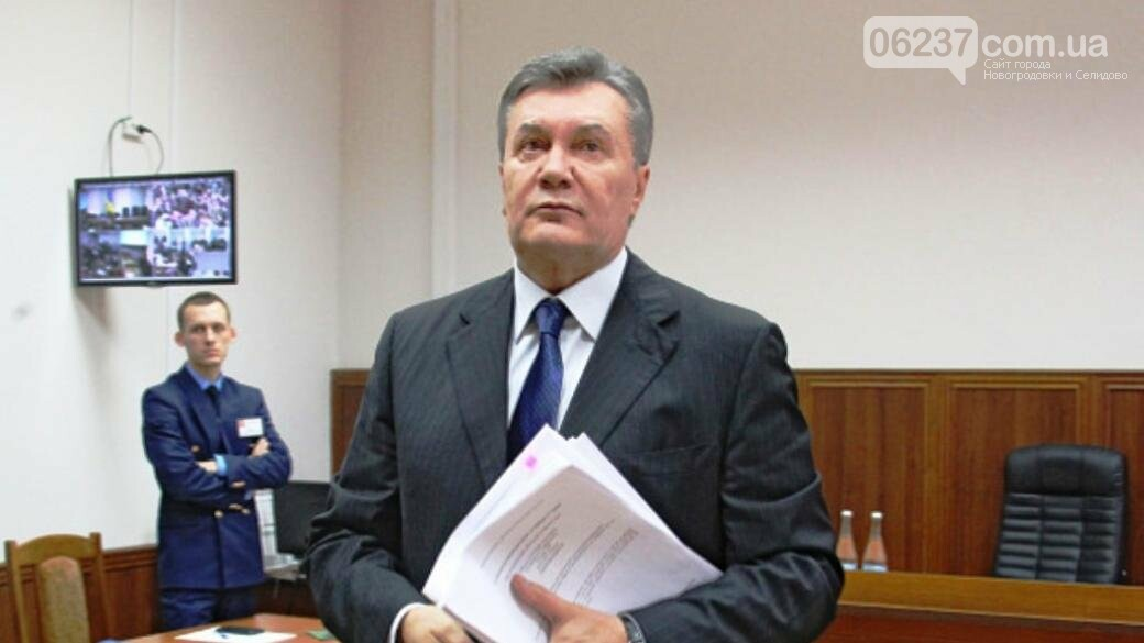 Завтра Оболонский райсуд Киева огласит приговор Януковичу, фото-1