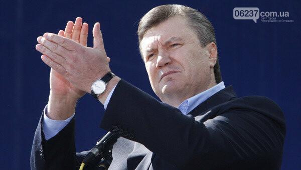 Суд приговорил Януковича к 13 годам тюрьмы, фото-1
