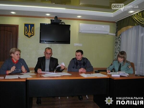 Как в Новогродовке борются с правонарушениями среди детей, фото-1