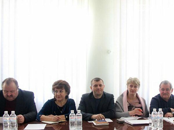 В Селидово состоялось первое заседание Совета регионального развития, фото-1