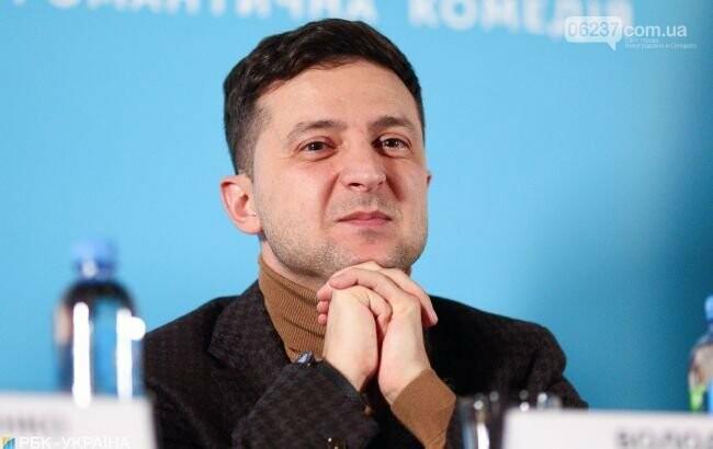 ЦИК зарегистрировал Зеленского кандидатом в президенты, фото-1