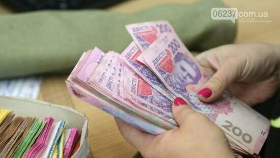 За год реальная зарплата украинцев выросла на 10%, фото-1