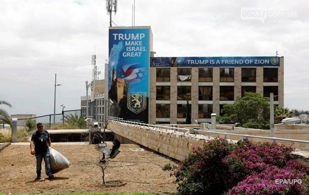 США создают единую дипмиссию в Иерусалиме, фото-1